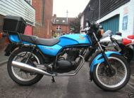 1981 Honda CB250RS-A