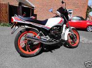 1985 Yamaha RD125LC