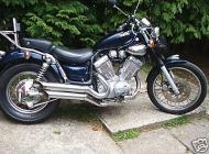 Yamaha XVS535