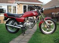 1979 Honda CB 400N