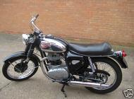1966 Matchless G2 CSR