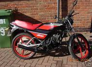 1989 Kawasaki AR50