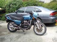 1984 Kawasaki CX650ED