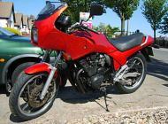 1989 Yamaha XJ600F
