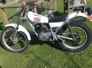 1980 Yamaha TY175