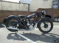 1937 Sunbeam Model 14