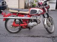 1967 Kawasaki D1