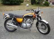 1975 Honda 500 Four