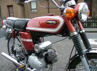 1975 Yamaha FS1E