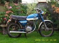 1972 Honda CB125S