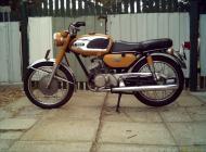 1969 Yamaha YCS1E