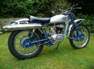1960 Greeves Hawkstone