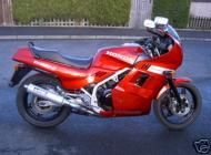 Honda VF1000 F11