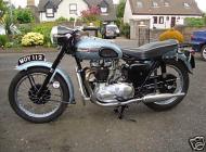 1954 Triumph T110 Tiger