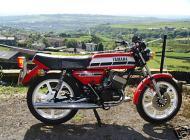 1976 Yamaha RD125