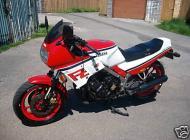 Yamaha FZ700 Genesis