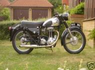 1958 AJS 500