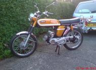 1974 Yamaha FS1E