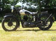 1938 BSA M20