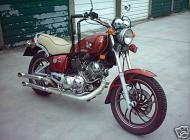 1982 Yamaha XV750SE