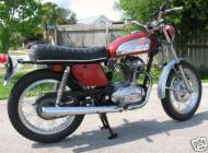 1972 Vintage Ducati 250
