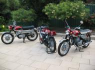 Kawasaki A1, A1SS and A1R