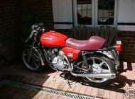 1977 Moto Morini 3 1/2 Sport
