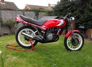 1985 Yamaha RD125LC Mk1