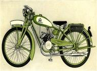 Brennabor No.712 man's sports autocycle