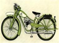Brennabor No.716 woman's sports autocycle