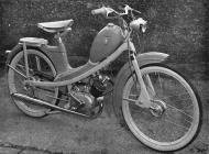 Geier Safari Sachs 50 moped