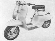 Laverda Mini Scooter