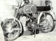 Moto-Trans sports moped