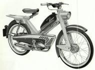 1960 Norman Lido moped