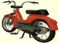 Piaggio Boxer moped