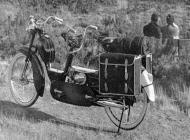 Renata Model B Luxe tandem with JLO FM48E engine