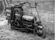 Steam-powered Corgi built by Cyril Smith