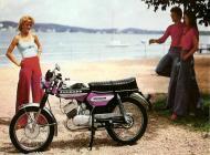 1975 Zundapp KS50 Super Sport