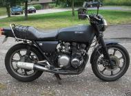 1982 Kawasaki Z400J