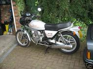 1987 Moto Guzzi V65SP