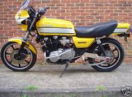 1982 Kawasaki Z1000