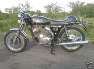 1976 Moto Morini 3 1/2 Sport
