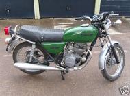 1980 Kawasaki Z200