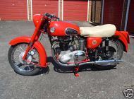 1955 Ariel Huntmaster