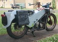 1963 Velocette LE Ex Police Bike