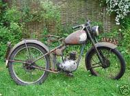 Royal Enfield RE125 Flying Flea