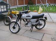 KTM GP50 Deluxe