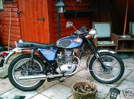 1969 BSA Starfire