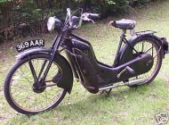 1958 New Hudson Autocycle