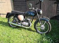1969 BSA Bantam D14
